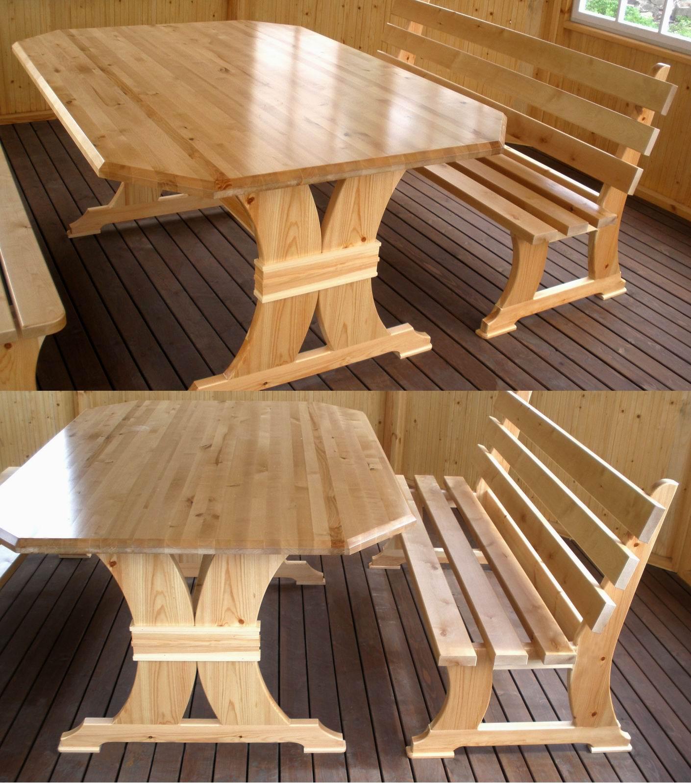 Мебель для беседок
