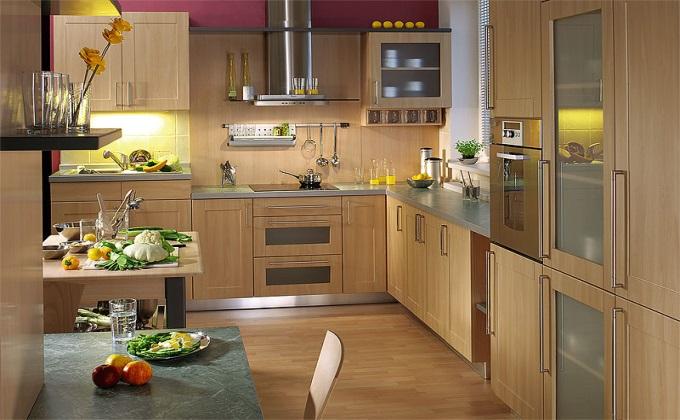 Какую выбрать мебель для кухни?
