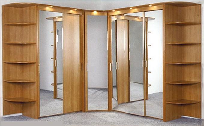 Где можно встретить шкафы-гиганты?